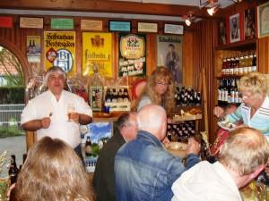 10 Mit Bier gelöschte Nürnberger