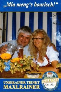 Silvia und Armin Kotterheidt jun.